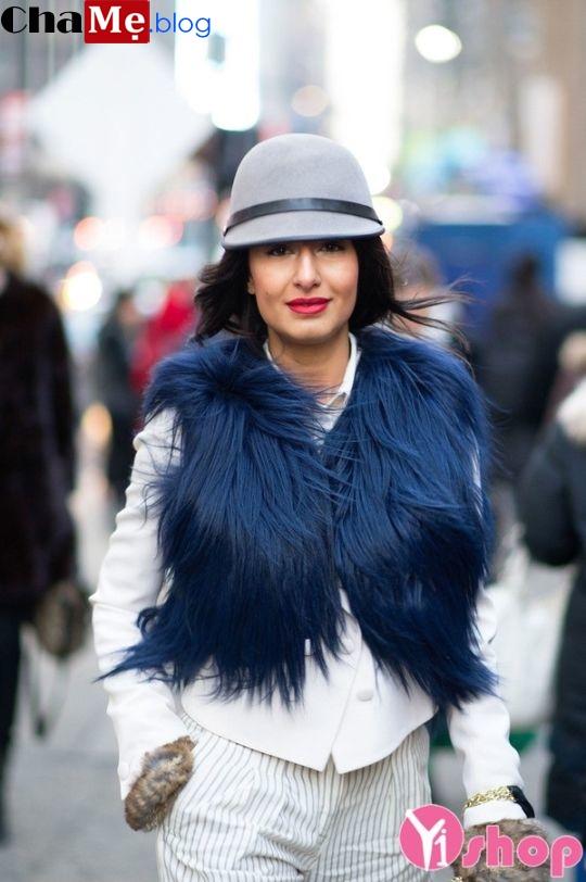 Áo khoác dạ nữ đẹp sang chảnh dạo phố đông 2021 - 2022 không lạnh