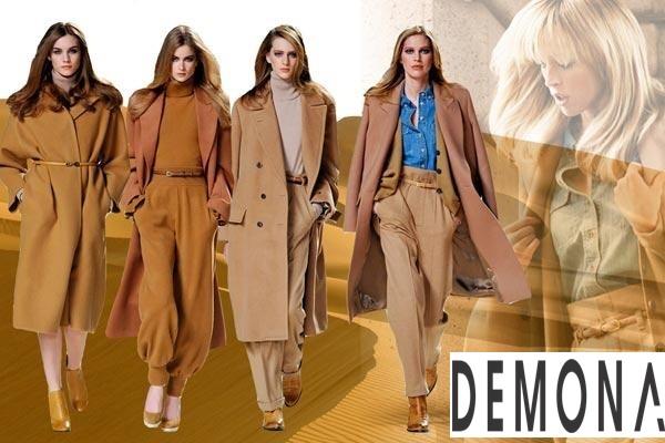 Áo khoác dạ nữ lông lạc đà đẹp xu hướng thời trang thu đông 2021 - 2022 phần 8
