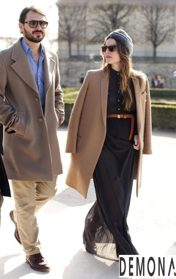 Áo khoác dạ nữ lông lạc đà đẹp xu hướng thời trang thu đông 2021 - 2022 phần 9
