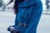 Áo khoác dạ nữ mỏng đẹp thoải mái tới công sở đông 2021 – 2022