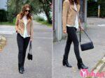 Áo khoác jacket bomber nữ đẹp cá tính thu đông 2021 – 2022 street style
