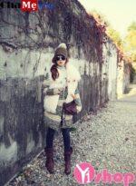 Áo khoác len cardigan nữ đẹp đông 2021 – 2022 sành điệu không lạnh