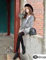 Áo khoác len nữ đẹp – trang phục đặc trưng không thể thiếu ngày đông 2021 – 2022