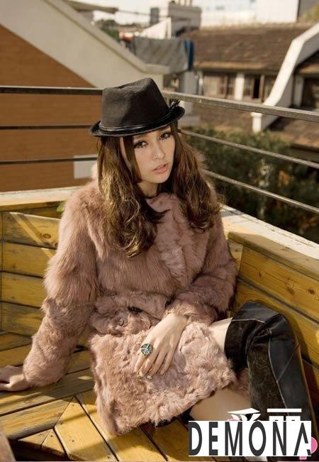 Áo khoác lông dạ hội nữ đẹp thu đông 2019 – 2021 sang trọng quý phái phần 12