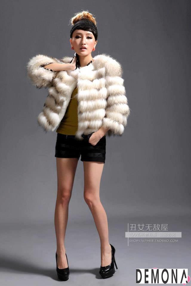 Áo khoác lông dạ hội nữ đẹp thu đông 2019 – 2021 sang trọng quý phái phần 4
