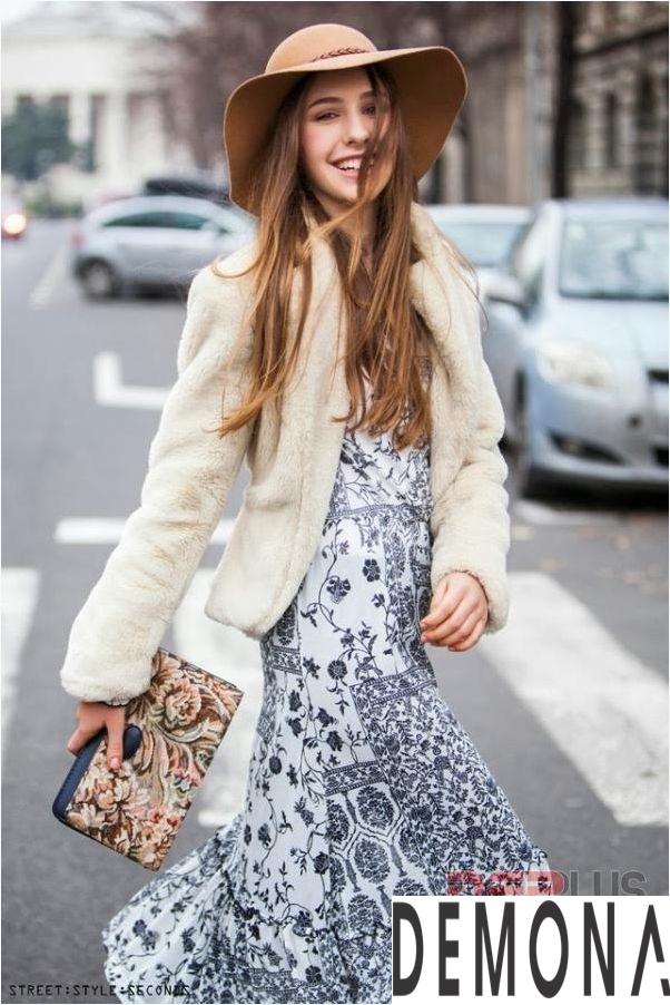 Áo khoác lông form dài nữ đẹp thời trang công sở thu đông 2021 – 2022 phần 2