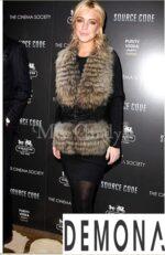 Áo khoác lông nữ cách điệu đẹp thu đông 2021 – 2022 đa phong cách