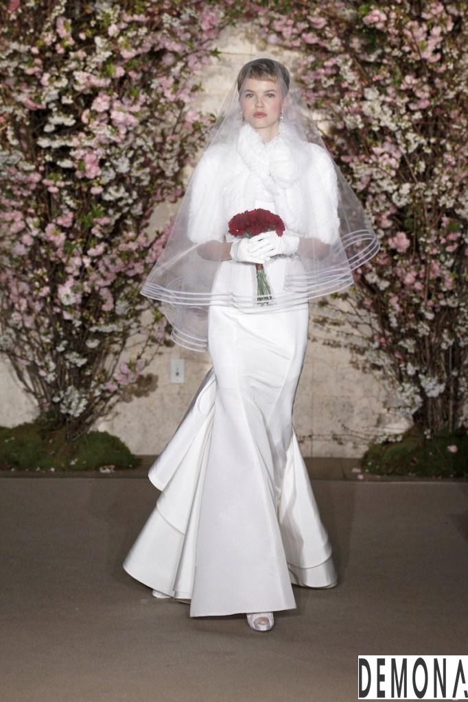 Áo khoác lông nữ đẹp cho cô dâu quyến rũ ấm áp thu đông 2019 – 2021 phần 10
