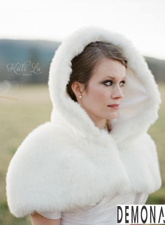 Áo khoác lông nữ đẹp cho cô dâu quyến rũ ấm áp thu đông 2019 – 2021 phần 2