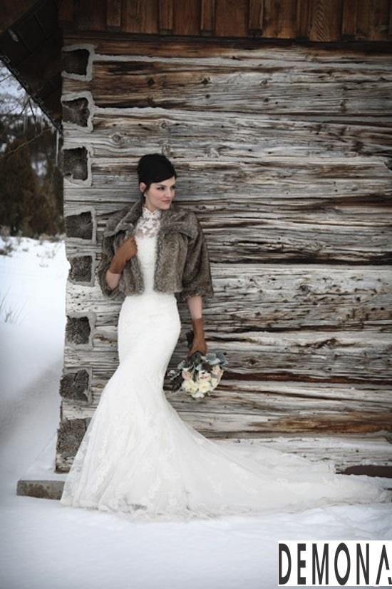 Áo khoác lông nữ đẹp cho cô dâu quyến rũ ấm áp thu đông 2019 – 2021 phần 5