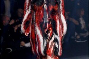 Áo khoác lông nữ đẹp xu hướng thời trang hot nhất thu đông 2021 – 2022