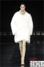 Áo khoác lông thú nữ đẹp thu đông 2021 – 2022 ấm áp ngày lạnh