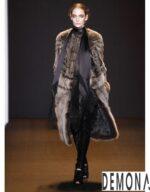 Áo khoác lông thú nữ đẹp thu đông 2021 – 2022 sang trọng ấm áp