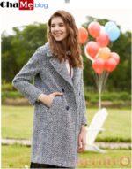 Áo khoác nữ dạ đẹp 2021 – 2022 cho bạn gái ấm áp ngày gió mùa