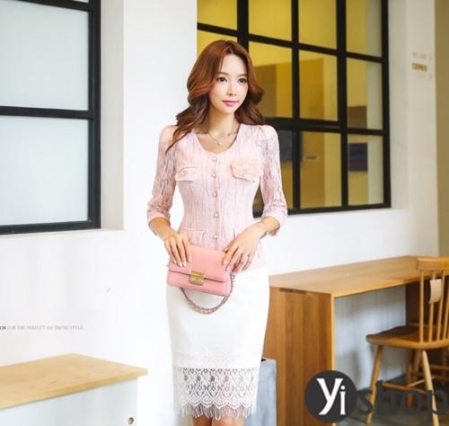 Áo khoác nữ dáng ngắn đẹp thanh lịch cho quý cô công sở U30 phần 3