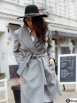 Áo khoác nữ đẹp kiểu Hàn Quốc cho nàng ấm áp đi dự tiệc thu đông 2021 – 2022