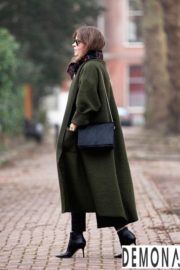 Áo khoác nữ đẹp xu hướng thời trang ấm áp thu đông 2021 – 2022 phần 3