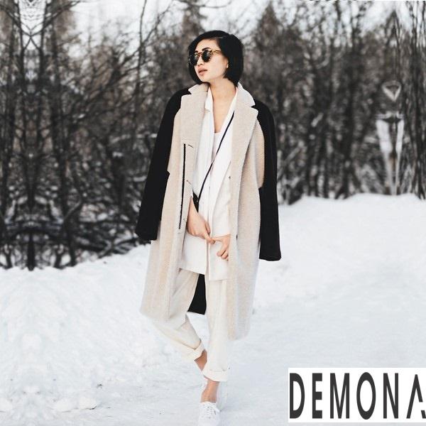Áo khoác nữ đẹp xu hướng thời trang ấm áp thu đông 2021 – 2022 phần 5