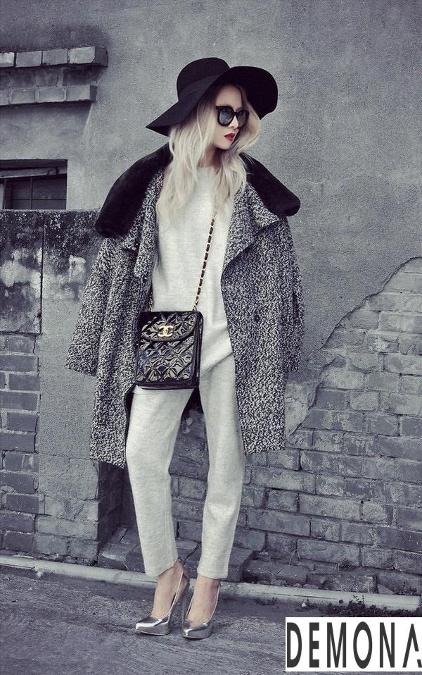 Áo khoác nữ đẹp xu hướng thời trang ấm áp thu đông 2021 – 2022 phần 6