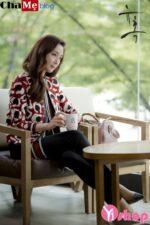 Áo khoác nữ Hàn Quốc đẹp đông 2021 – 2022 sang trọng đến công sở