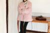Áo khoác nữ màu pastel đẹp xu hướng hot nhất mùa đông 2021 – 2022