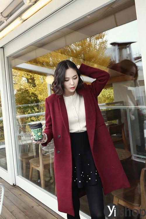 Áo khoác nữ mỏng đẹp dành riêng cho nàng công sở đông 2021 - 2022 phần 12