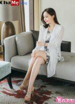 Áo khoác nữ mỏng đẹp đông 2021 – 2022 cho nàng điệu đà cuốn hút
