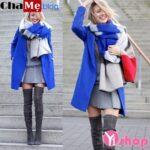 Áo khoác nữ sắc màu đẹp đông 2021 – 2022 cho tuổi teen năng động