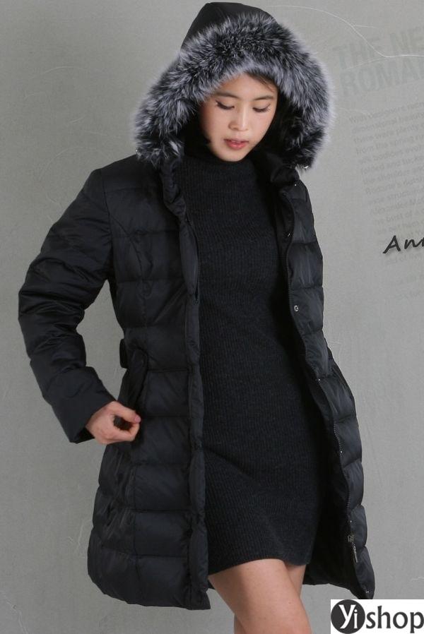 Áo khoác phao nữ có mũ đẹp nhất thu đông 2021 - 2022 ấm áp không lạnh phần 2