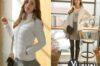 Áo khoác phao nữ đẹp ấm áp khuấy đảo thời trang thu đông 2021 – 2022