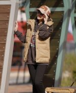 Áo khoác phao nữ gile đẹp xu hướng thời trang mùa thu đông 2021 – 2022