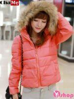 3 kiểu áo khoác phao nữ đẹp Hàn Quốc ấm áp dạo phố đông 2021 – 2022