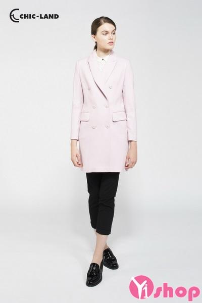 Áo khoác vest blazer nữ đẹp cho nàng công sở tự tin thu đông 2019