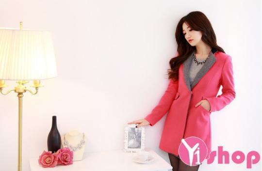 Áo khoác vest nữ công sở màu sắc đẹp đẳng cấp nhất thu đông 2019