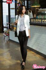 Áo khoác vest nữ đẹp đông 2021 – 2022 cho nàng thanh lịch quyến rũ