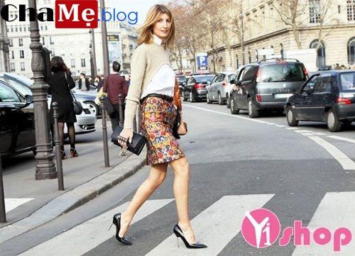 Áo len nữ dáng lửng đẹp hiện đại cá tính thu đông 2021 - 2022