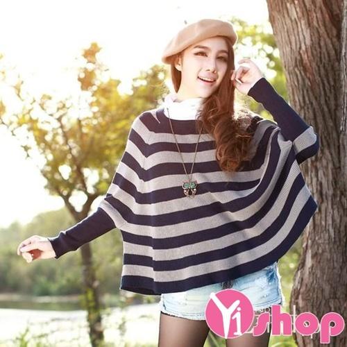 Áo len nữ Hàn Quốc đẹp làm say đắm lòng người mùa thu đông 2021 - 2022