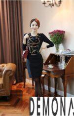 12 mẫu áo sơ mi nữ cổ đổ công sở đẹp hot cho cô nàng mảnh mai hè 2021 – 2022