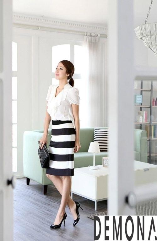Áo sơ mi nữ công sở ngắn tay đẹp đón đầu xu hướng thời trang 2019 năm nay phần 4