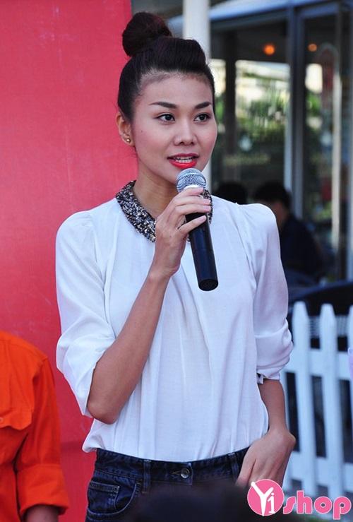 Áo sơ mi nữ cổ lá sen đẹp được sao Việt ưa chuộng nhất mùa hè 2021 - 2022 này