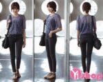 Áo sơ mi nữ Hàn Quốc đẹp xu hướng thời trang công sở hè 2021 – 2022