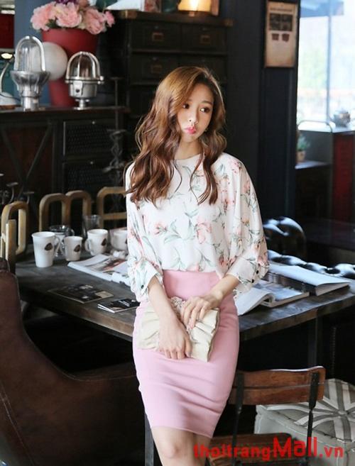 Những mốt áo sơ mi nữ họa tiết đẹp hot nhất năm 2019 bạn nên sắm ngay phần 9