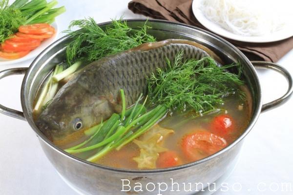 Bà bầu ăn cá chép sẽ có tác dụng gì với thai nhi? Ăn cá chép bao nhiêu là đủ
