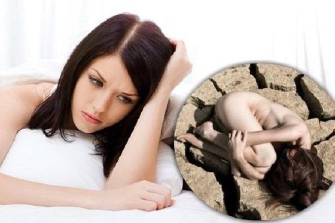 bà bầu khô hạn vùng kín khi mang thai phải làm sao