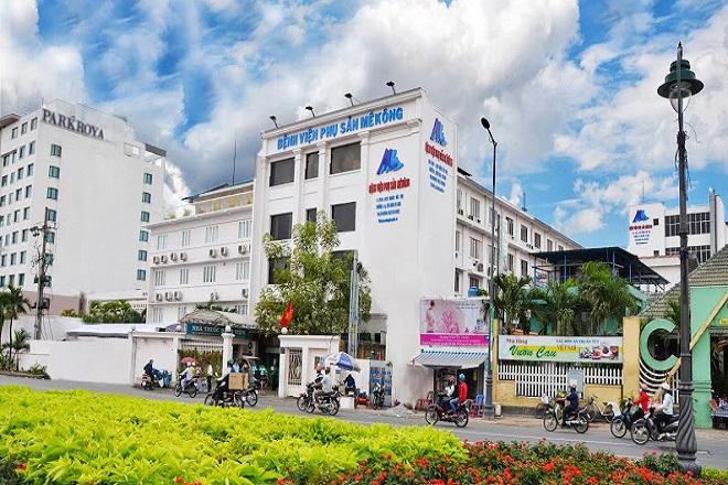 Bệnh viện Phụ Sản MêKông