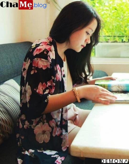 Bí quyết diện áo khoác kimono nữ đẹp không lạnh thu đông 2021 - 2022