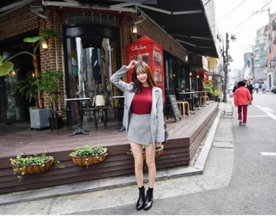 Bí quyết mặc áo sơ mi công sở nữ kiểu Hàn Quốc tạo phong cách trẻ trung năng động