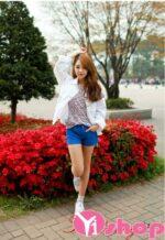 Bộ sưu tập Áo khoác nữ kiểu mới đẹp phong cách Hàn Quốc trẻ trung thu đông 2021 – 2022