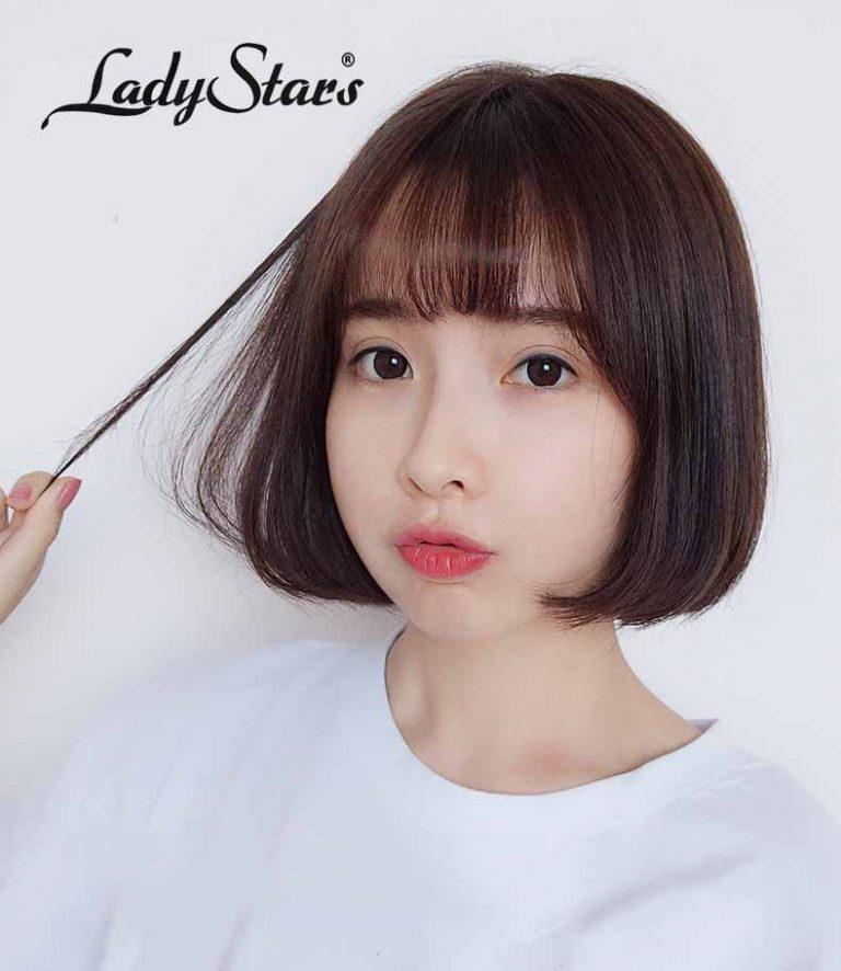 BST 10 mẫu tóc giả nguyên đầu siêu da đẹp nhất mùa hè 2021 phù hợp với mọi khuôn mặt