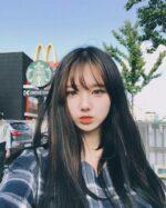 BST 11 kiểu tóc dài Hàn Quốc cho học sinh nữ cấp 2 – 3 đẹp nhất hè 2012
